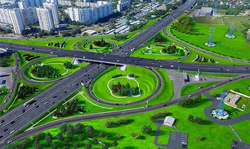 реконструкция щелковского шоссе от мкад синтетическое