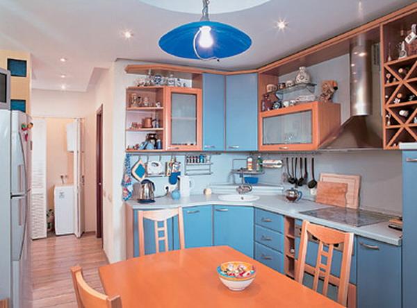 Панельные дома дизайн кухни