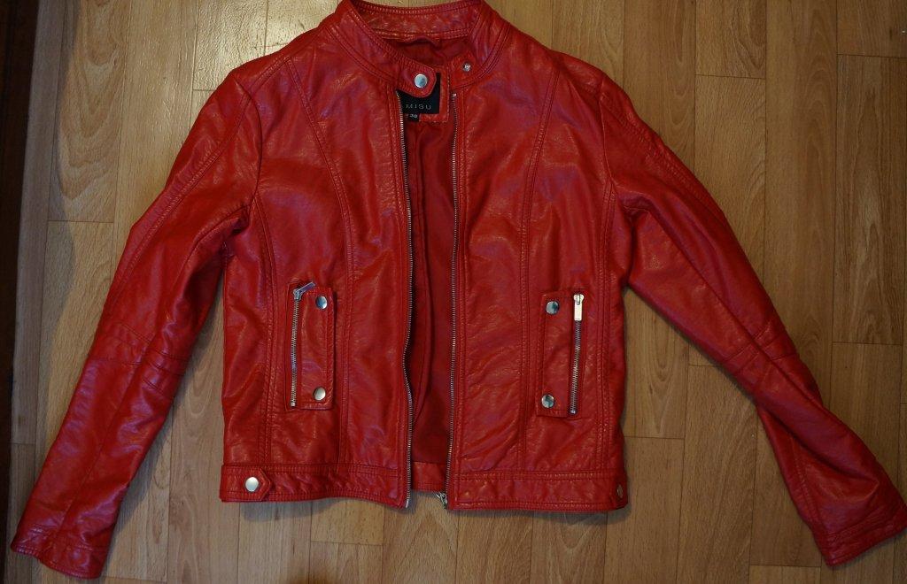 Куртки Из Кожзаменителя Женские Купить