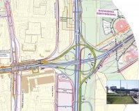 Реконструкция на Щёлковском шоссе, протяжённостью 13,5 км предусматривает строительство трёх развязок в разных...