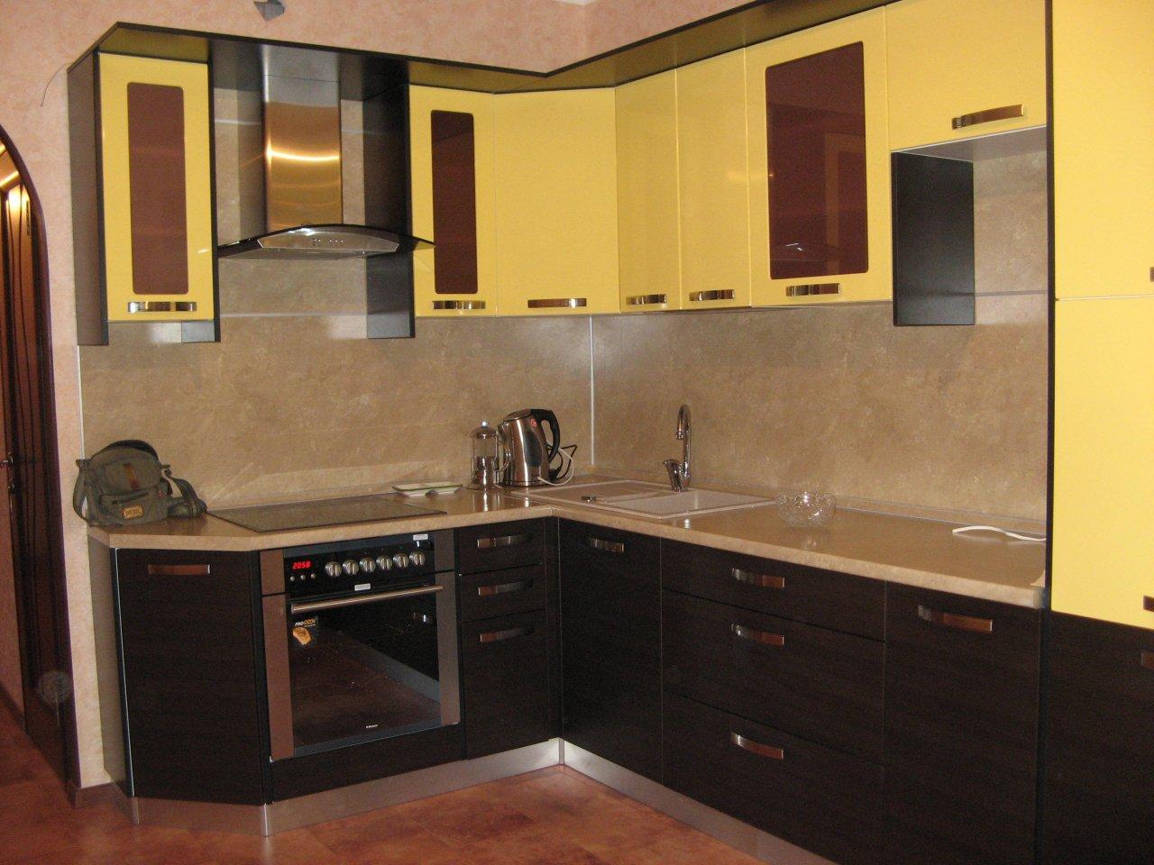 Кухня дизайн в п 44 т
