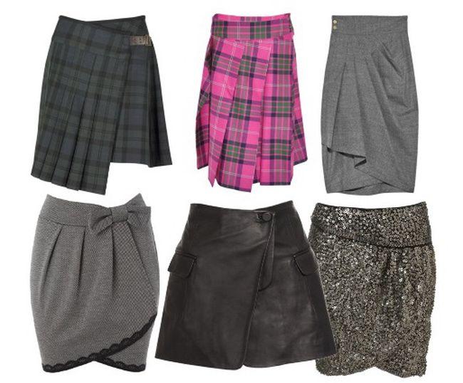 Сшить юбки женские